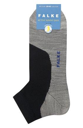 Детские носки FALKE синего цвета, арт. 10671. | Фото 1