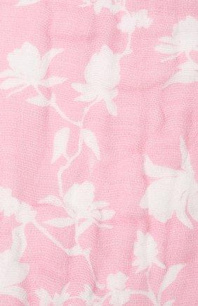 Детский комплект из трех нагрудников ADEN+ANAIS розового цвета, арт. ASNC30006 | Фото 2