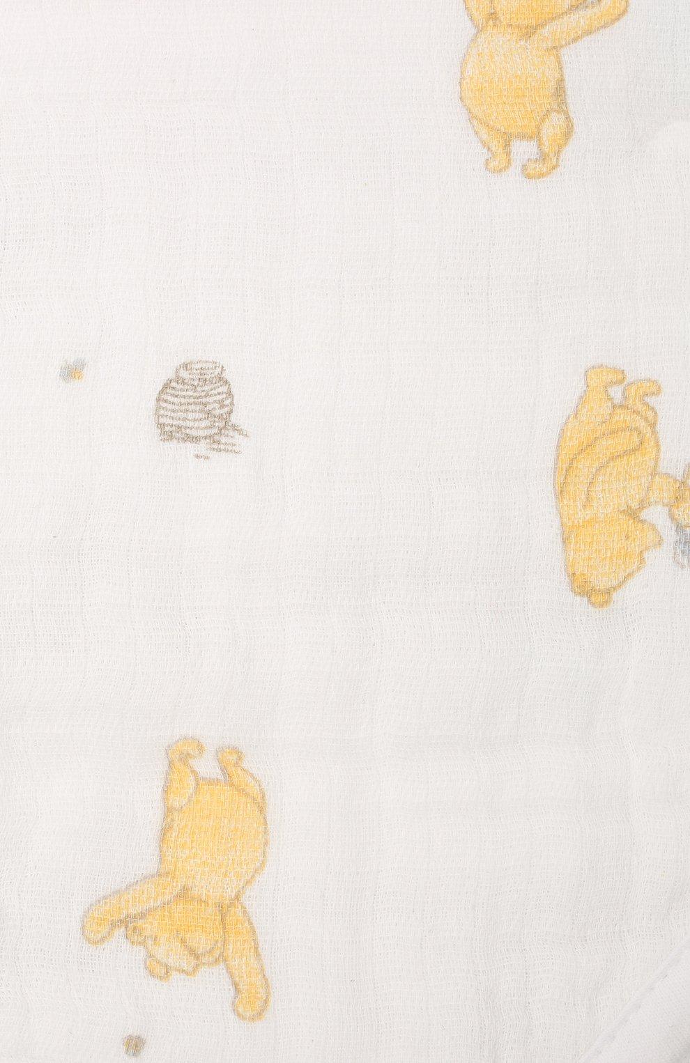 Детский комплект из двух нагрудников ADEN+ANAIS разноцветного цвета, арт. EBNC20008DI   Фото 2