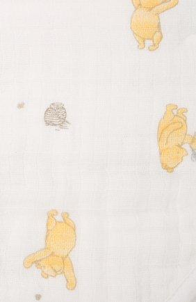Детский комплект из двух нагрудников ADEN+ANAIS разноцветного цвета, арт. EBNC20008DI | Фото 2