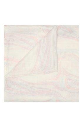 Детского комплект из трех пеленок ADEN+ANAIS розового цвета, арт. ASWS30004 | Фото 2