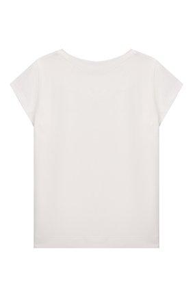 Хлопковая футболка | Фото №2