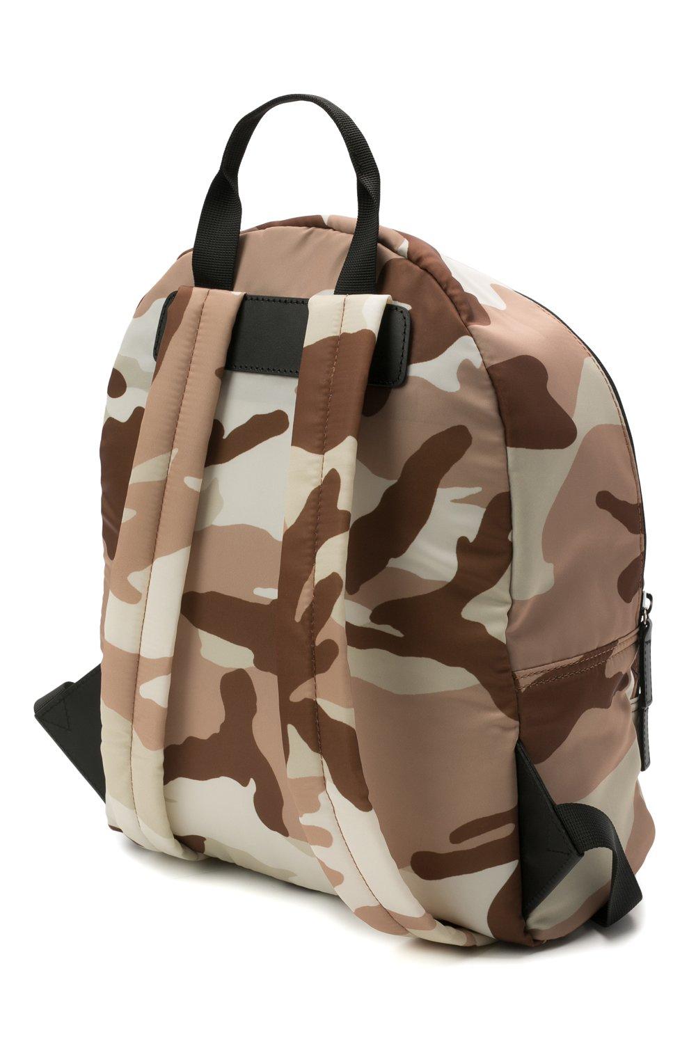 Детская рюкзак DSQUARED2 коричневого цвета, арт. DQ0267-D006E | Фото 2