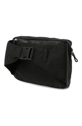 Детская поясная сумка DSQUARED2 черного цвета, арт. DQ0266-D005T | Фото 2