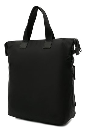 Детская сумка DSQUARED2 черного цвета, арт. DQ0137-D005T   Фото 2