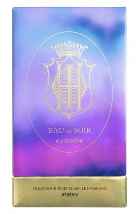 Парфюмерная вода eau du soir limited edition SISLEY бесцветного цвета, арт. 196220 | Фото 2