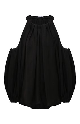 Женский топ из вискозы REJINA PYO черного цвета, арт. C329/VISC0SE | Фото 1