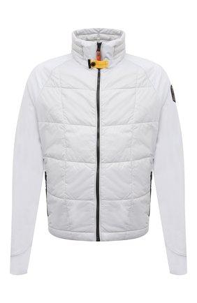 Мужская утепленная куртка spectre PARAJUMPERS светло-серого цвета, арт. BW02/SPECTRE | Фото 1