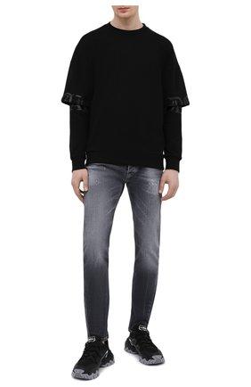 Мужские джинсы PREMIUM MOOD DENIM SUPERIOR темно-серого цвета, арт. S21 0352751640/BARRET   Фото 2