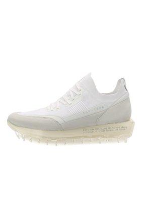 Мужские комбинированные кроссовки RBRSL белого цвета, арт. 7Z2268U.V78TZTT517   Фото 2