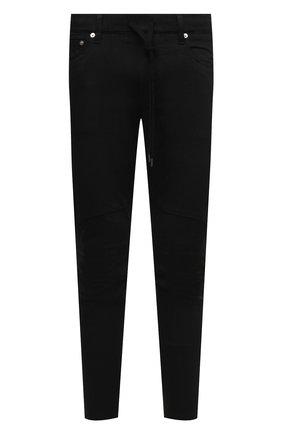 Мужские джинсы KAZUYUKI KUMAGAI черного цвета, арт. AP11-201   Фото 1