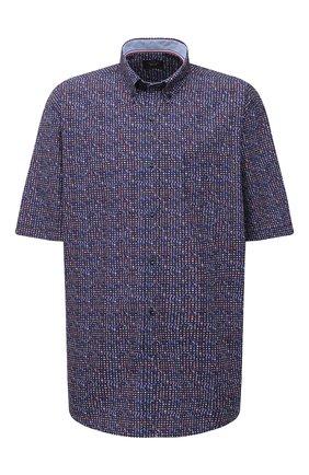 Мужская хлопковая рубашка PAUL&SHARK разноцветного цвета, арт. 21413391/C00   Фото 1