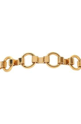 Женский браслет MAISON VIOLETTE золотого цвета, арт. BR 5000 | Фото 3 (Материал: Металл)