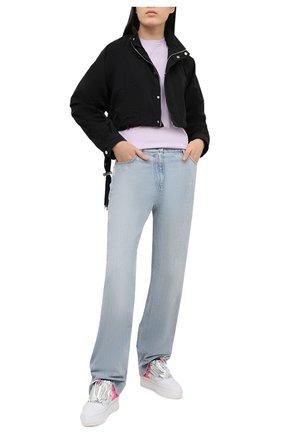 Женские кроссовки xp4_baggy F_WD розового цвета, арт. FWW36032A/13056 | Фото 2