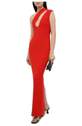 Женское платье SOLACE красного цвета, арт. 0S29022 | Фото 2