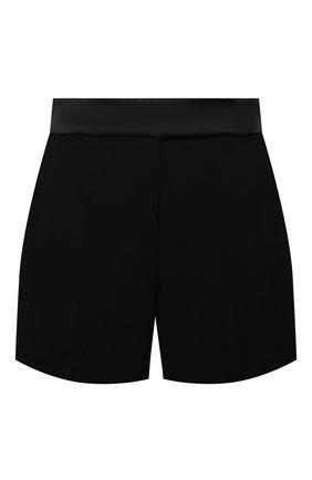 Женские шорты ERMANNO FIRENZE черного цвета, арт. D38ET PC03CRE | Фото 1