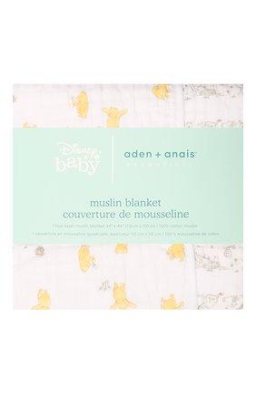 Детского хлопковое одеяло ADEN+ANAIS разноцветного цвета, арт. EMBC10004DI | Фото 1