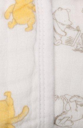 Детского хлопковое одеяло ADEN+ANAIS разноцветного цвета, арт. EMBC10004DI | Фото 2