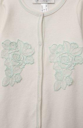 Комплект на выписку Цветочный сон | Фото №2