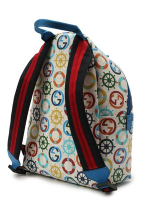 Детская рюкзак GUCCI разноцветного цвета, арт. 271327/2QEAN | Фото 2