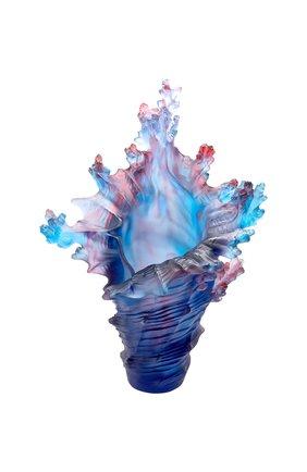Ваза coral sea большая DAUM разноцветного цвета, арт. 05717 | Фото 1