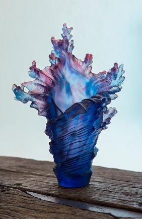 Ваза coral sea большая DAUM разноцветного цвета, арт. 05717 | Фото 2