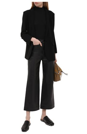 Женский жакет THEORY черного цвета, арт. L0109103 | Фото 2