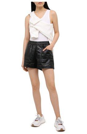 Женские текстильные кроссовки ultraboost ADIDAS BY STELLA MCCARTNEY белого цвета, арт. FZ3039 | Фото 2