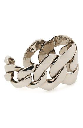 Женское кольцо ALEXANDER MCQUEEN серебряного цвета, арт. 659632/J160Y | Фото 1