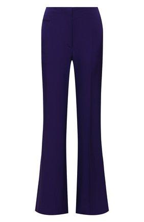 Женские брюки TOM FORD фиолетового цвета, арт. PAW395-FAX185 | Фото 1