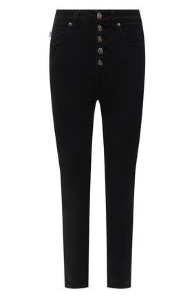 Женские джинсы TWO WOMEN IN THE WORLD серого цвета, арт. FELIZ/A12M025 | Фото 1