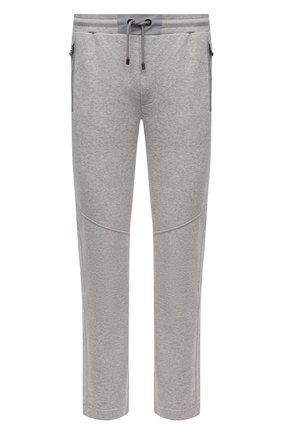 Мужские хлопковые брюки BOGNER светло-серого цвета, арт. 18736605 | Фото 1