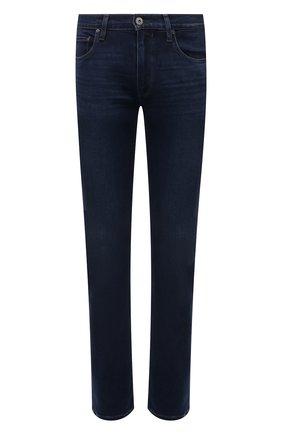 Мужские джинсы PAIGE темно-синего цвета, арт. M655F72-4013 | Фото 1