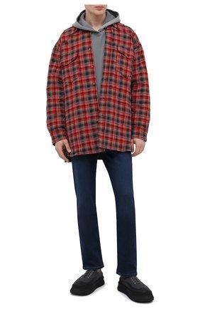 Мужские джинсы PAIGE темно-синего цвета, арт. M655F72-4013 | Фото 2