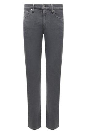 Мужские джинсы PAIGE серого цвета, арт. M655799-4962 | Фото 1