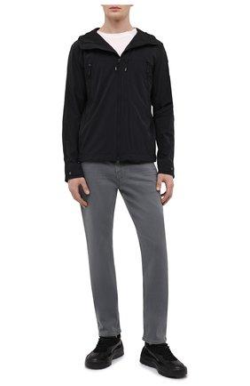 Мужские джинсы PAIGE серого цвета, арт. M655799-4962 | Фото 2