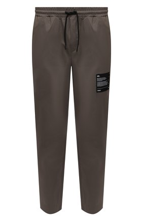 Мужские хлопковые брюки TEE LIBRARY бежевого цвета, арт. TSK-PT-46 | Фото 1