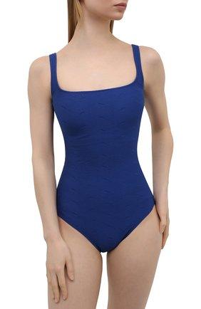 Женский слитный купальник GOTTEX синего цвета, арт. 21AP173U | Фото 2