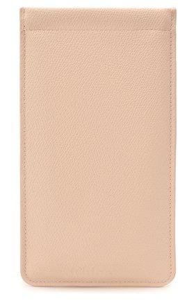 Женские солнцезащитные очки CHLOÉ коричневого цвета, арт. CH0007S | Фото 5