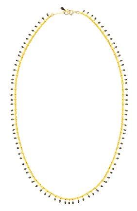 Женское колье ISABEL MARANT золотого цвета, арт. C00135-21P024B | Фото 1