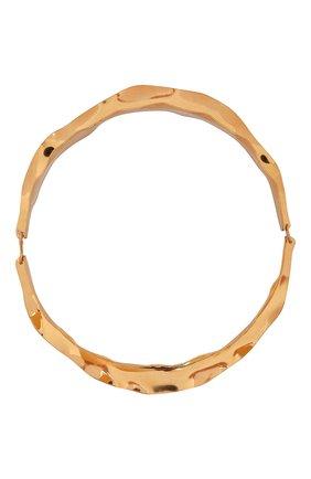 Женское колье JIL SANDER золотого цвета, арт. JSWS831146/WSS80045 | Фото 1