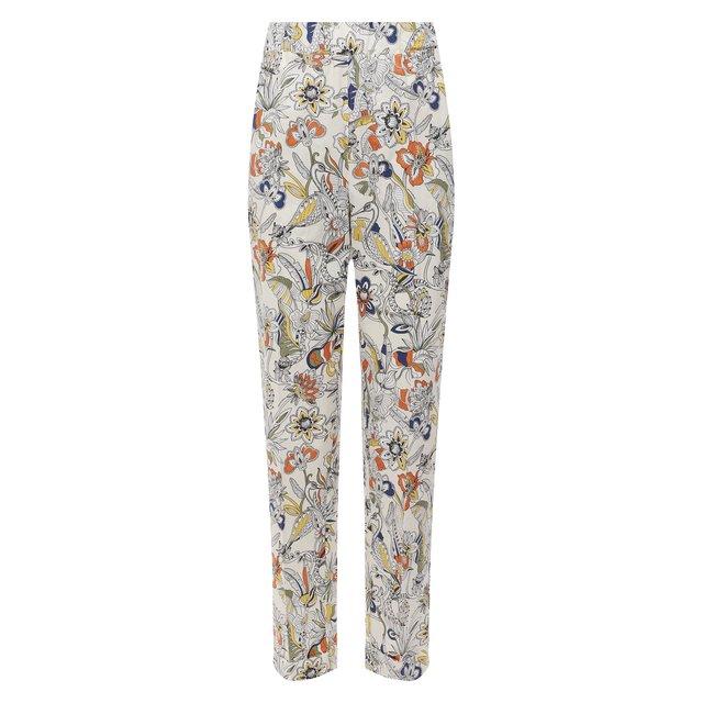Хлопковые брюки Ermanno Firenze