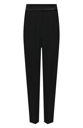 Женские брюки ERMANNO FIRENZE черного цвета, арт. D38ET PL05CRE | Фото 1