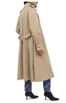 Женские кожаные ботильоны sharyl AGL черного цвета, арт. D259501PCKB0741013   Фото 2