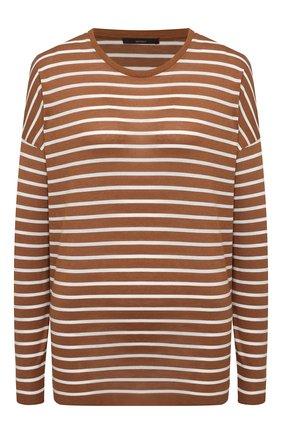 Женский пуловер WINDSOR коричневого цвета, арт. 52 DT317 10005529 | Фото 1