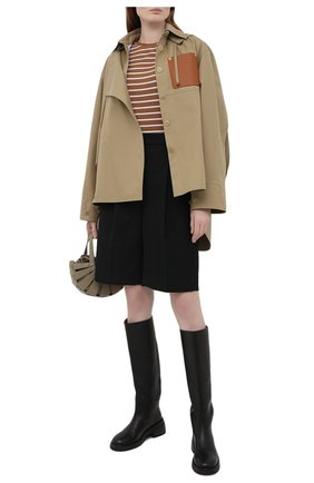 Женский пуловер WINDSOR коричневого цвета, арт. 52 DT317 10005529 | Фото 2