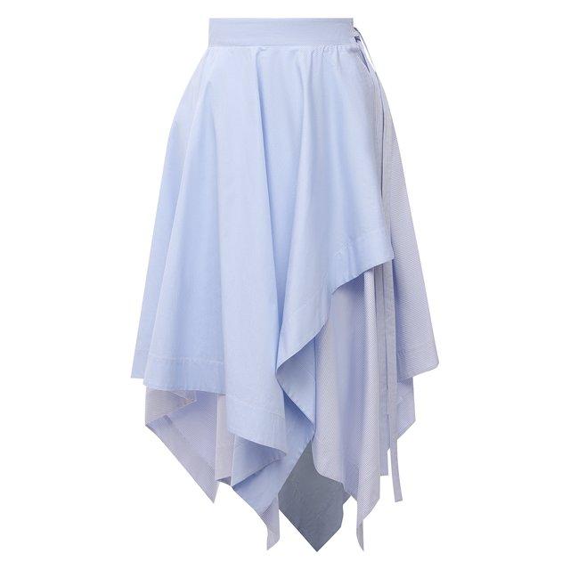 Хлопковая юбка Loewe