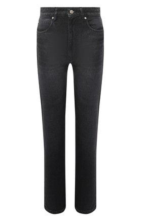 Женские джинсы AMI серого цвета, арт. E21FD010.611 | Фото 1