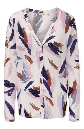 Женская блузка из вискозы HANRO розового цвета, арт. 077611 | Фото 1
