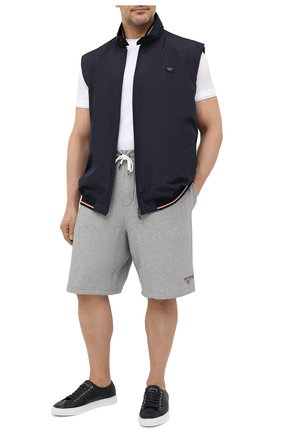 Мужской жилет PAUL&SHARK темно-синего цвета, арт. 21412016/FH4/3XL-6XL | Фото 2